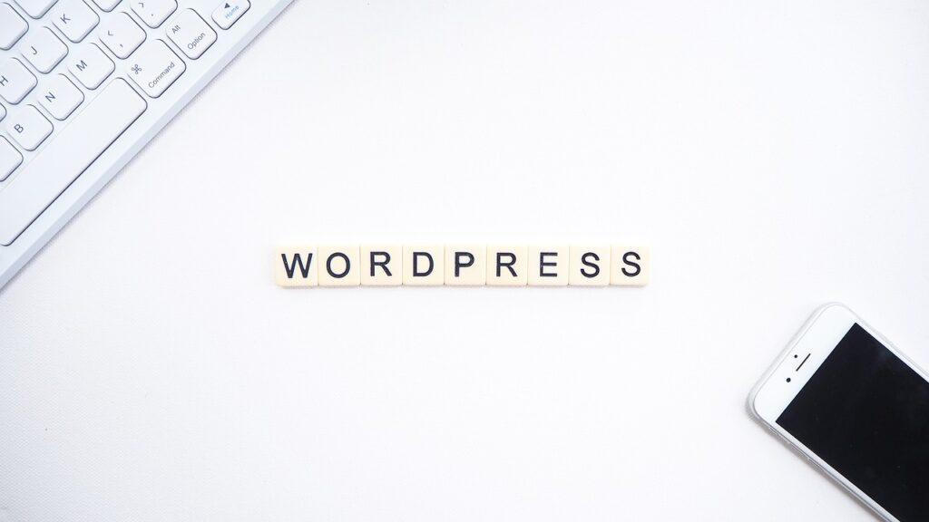 WordPressでホームページ作成しましょう